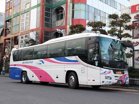 京都駅~松江・出雲線「出雲エクスプレス京都号」夜行便 - 夜行バス ...