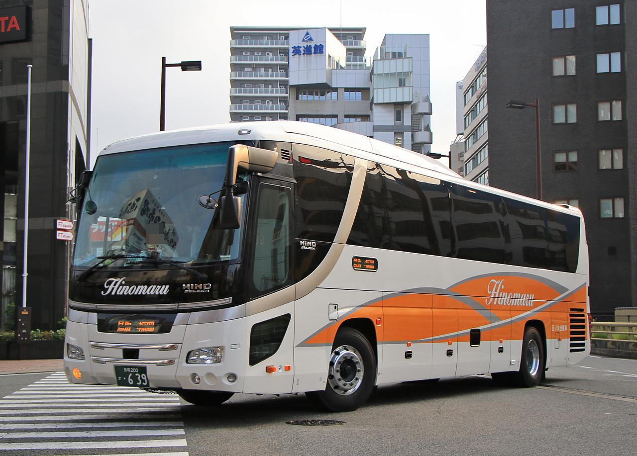 鳥取県発着路線 - 夜行バス情報サイト「the night express bus」